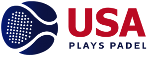 UsaPlaysPadel Logo